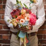 【農林水産省「花いっぱいプロジェクト」】送別のお花を選ぶときのコツ3つ。