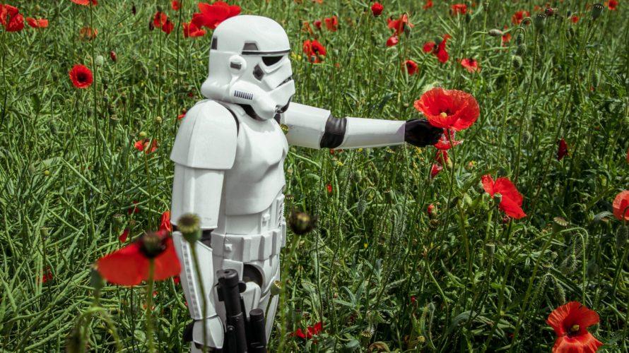 インターネットで花を買うという行為。