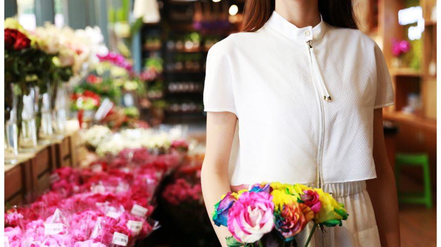 特別な日の、お花の上手な贈り方。