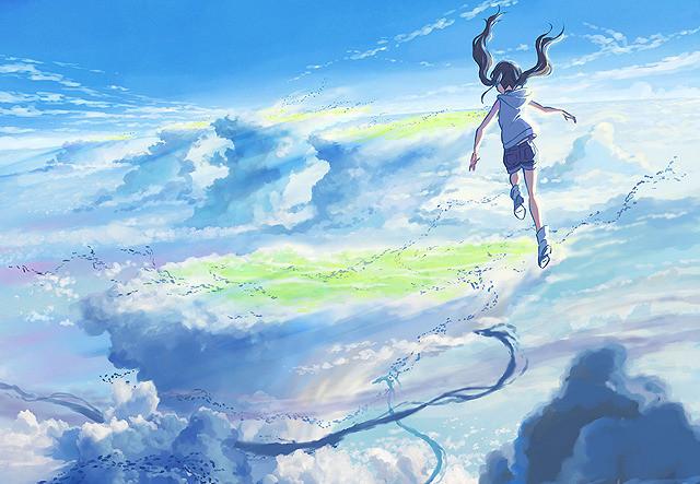 天気の子を観てきた。空の描写は何回あるか数えてみた。
