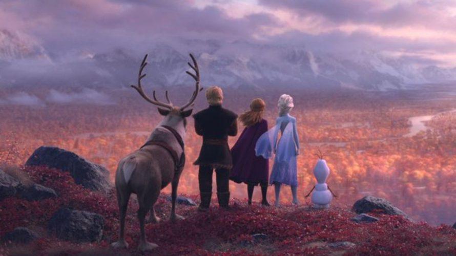 【ネタバレあり】アナと雪の女王2を4DXで観てきました